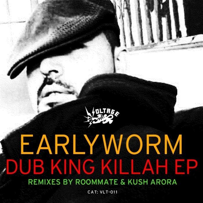 EARLYWORM - Dub King Killah EP