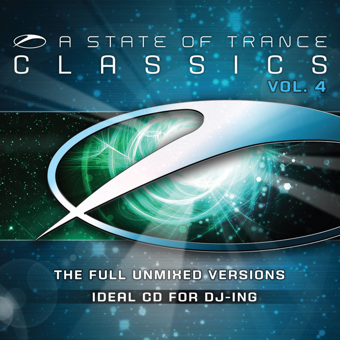 VARIOUS - A State Of Trance Classics: Volume 4 (unmixed tracks)