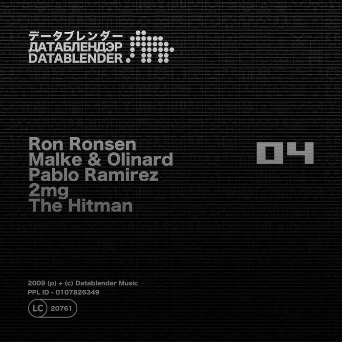 RONSEN, Ron/MALKE & OLINAD/PABLO RAMIREZ/2MG/THE HITMAN - Complex Sphere