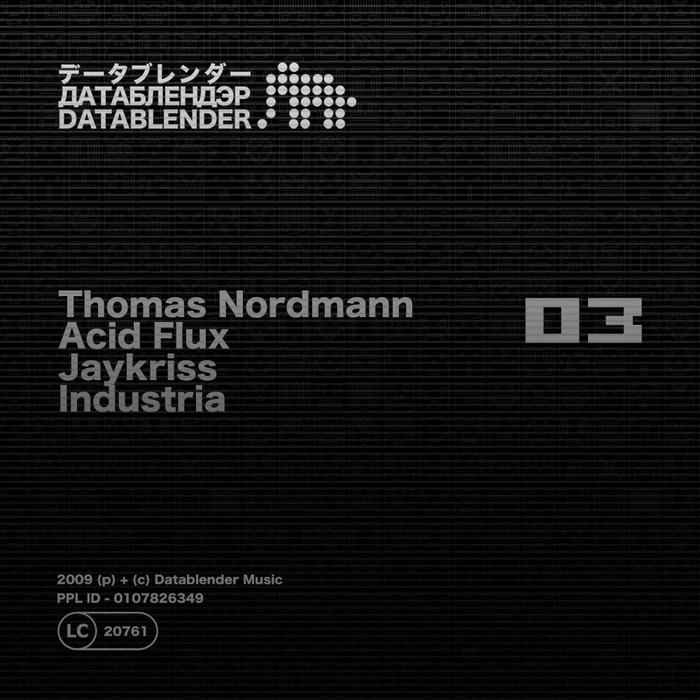 NORDMANN, Thomas/ACID FLUX/JAYKRISS/INDUSTRIA - Sector 13
