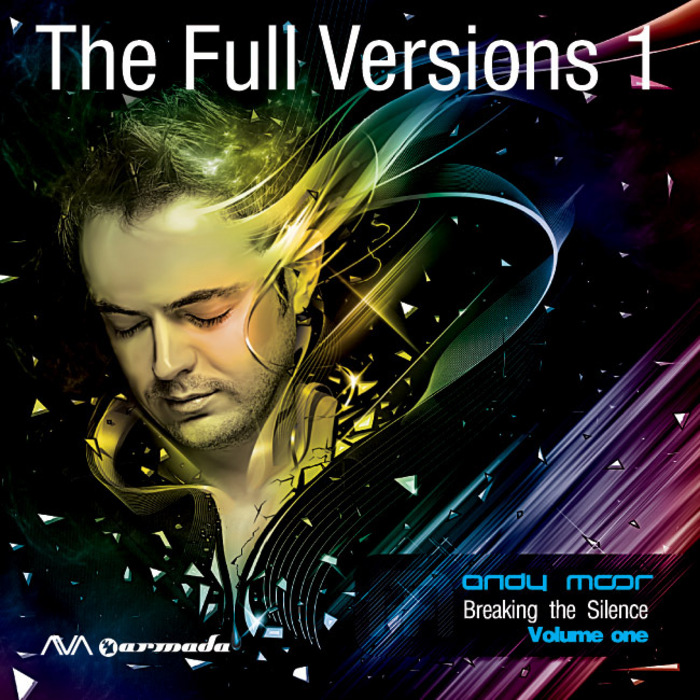 MOOR, Andy/VARIOUS - Breaking The Silence: Volume One (unmixed tracks)