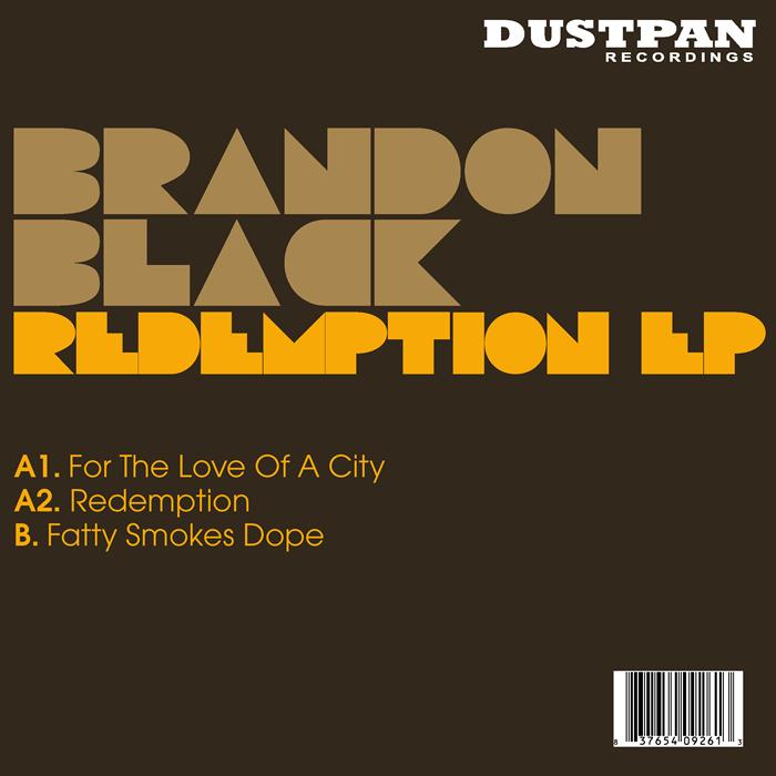BLACK, Brandon - Redemption EP