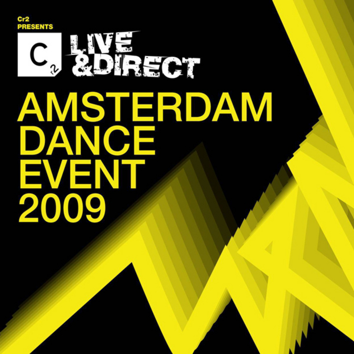 VARIOUS - Live & Direct: Amsterdam Dance Event 2009 (unmixed tracks)