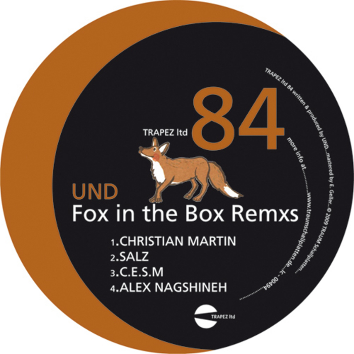 UND - Fox In The