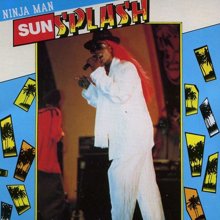 NINJA MAN - Sunsplash