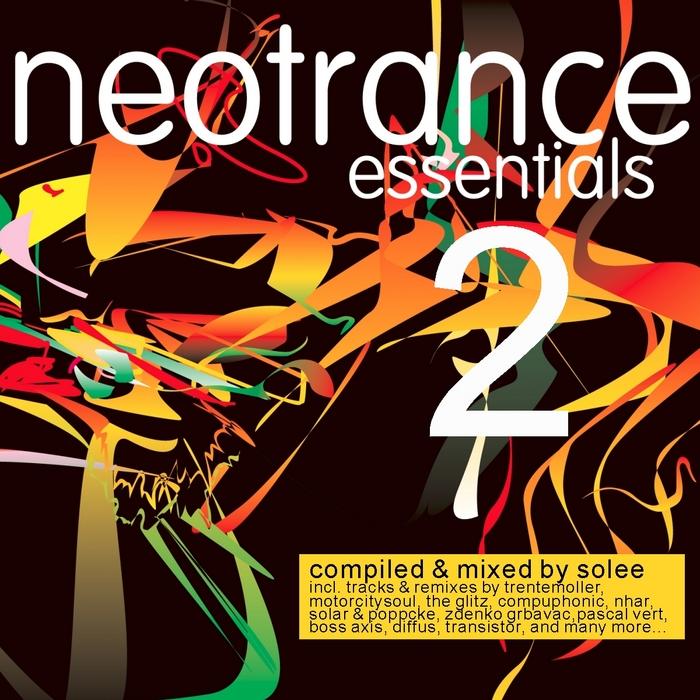 SOLEE/VARIOUS - Neotrance Essentials Vol 2 (unmixed tracks)