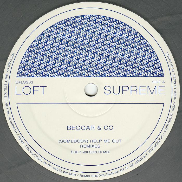 BEGGAR & CO - (Somebody) Help Me (remixes)