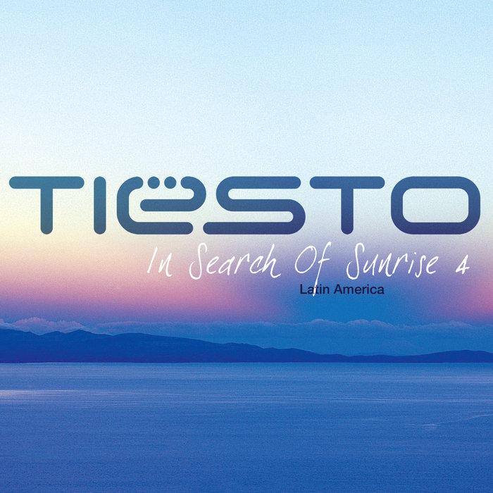 TIESTO/VARIOUS - In Search Of Sunrise 4 (Latin America) (unmixed tracks)