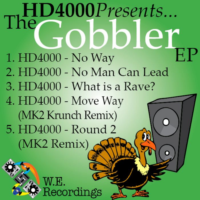 HD4000 - The Gobbler EP