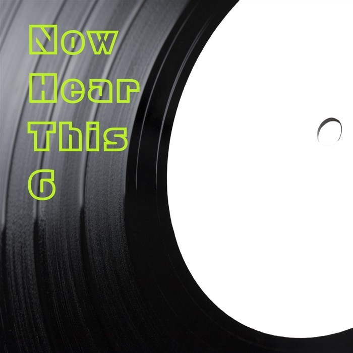 VARIOUS - Now Hear This 6 (unmixed tracks)