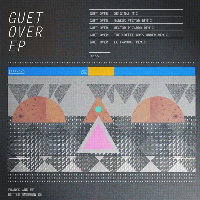 GUET - Over EP