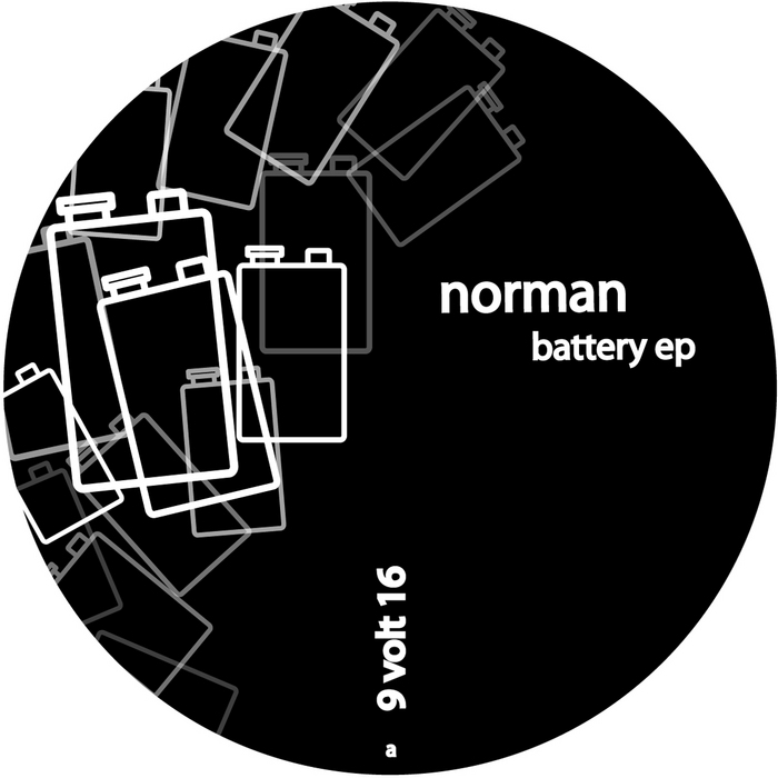 NORMAN - Battery EP