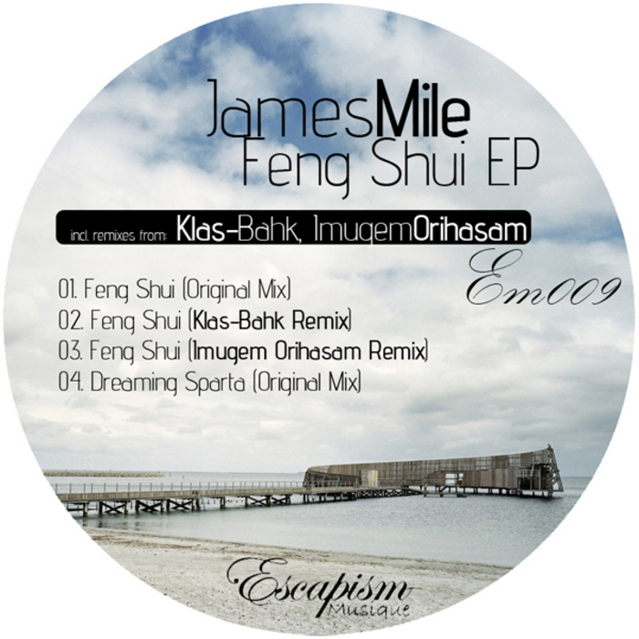 MILE, James - Feng Shui EP