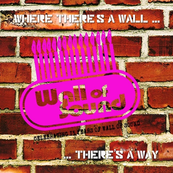 VARIOUS - Where There's A Wall...There's A Way