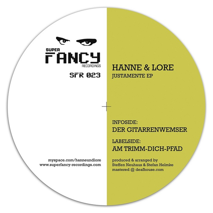 HANNE & LORE - Justamente EP