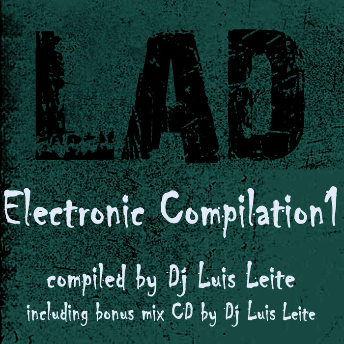 VARIOUS - LAD Electronic: Compilation 1 (unmixed tracks)