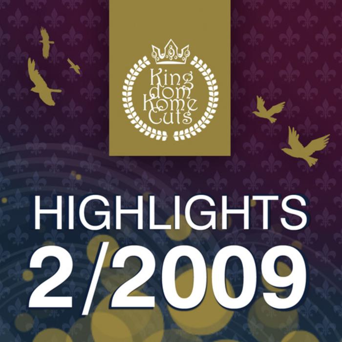 CHEBAK, Idriss/VARIOUS - Highlights 2/2009 (unmixed tracks)