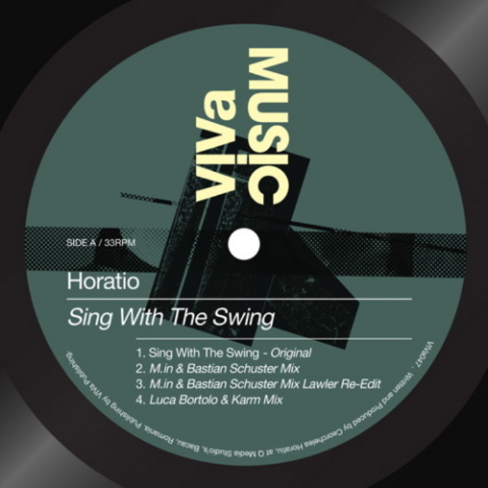 HORATIO - Sing With The Swing