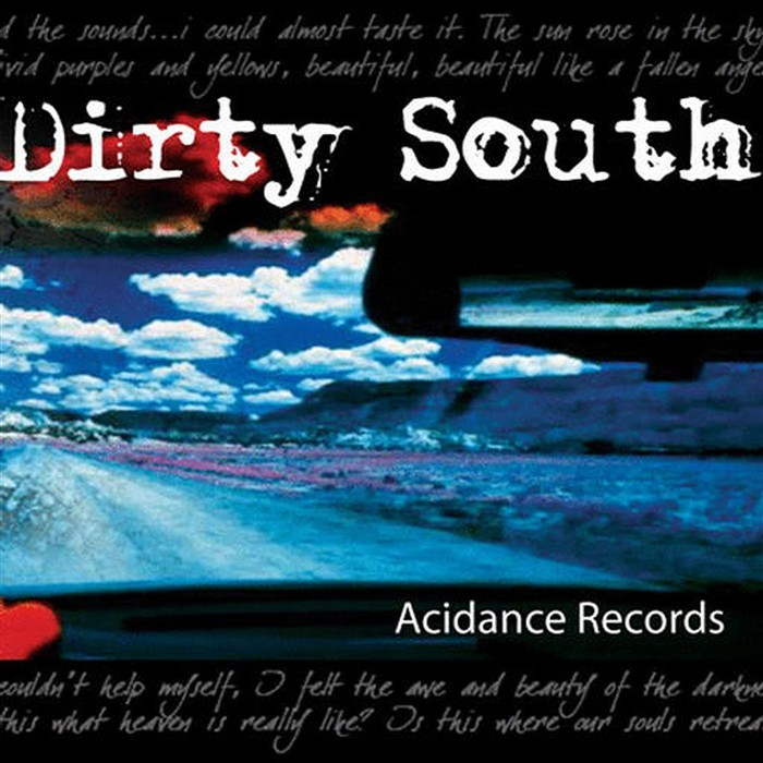VARIOUS - Dirty South (unmixed tracks)