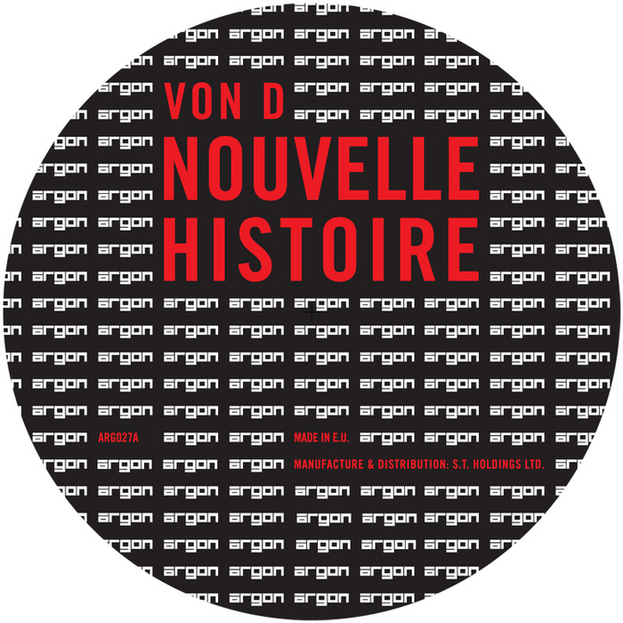VON D - Nouvelle Histoire