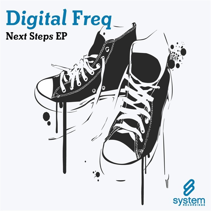 DIGITAL FREQ - Next Steps EP