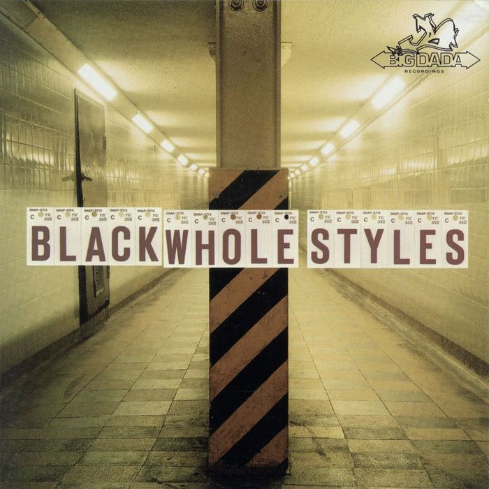 VARIOUS - Black Whole Styles (unmixed tracks)