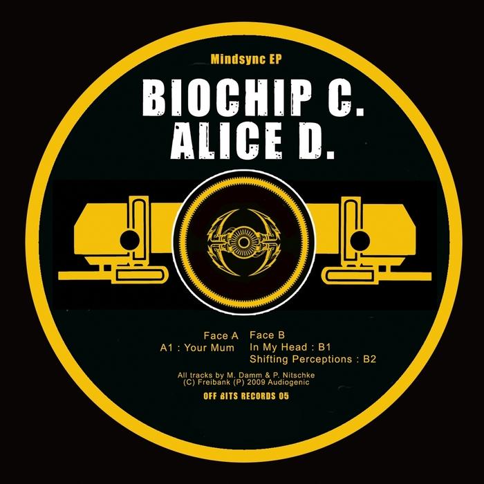 BIOCHIP C/ALICE D - Mindsync