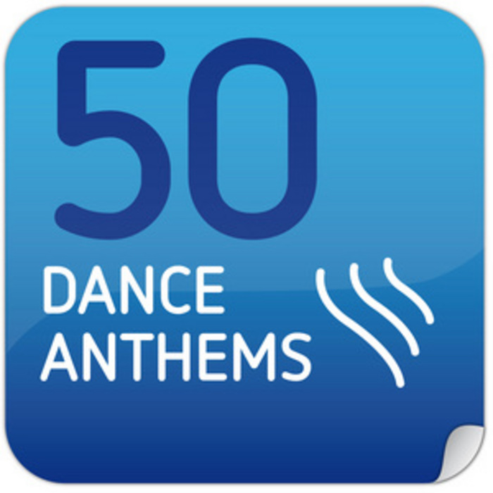 VARIOUS - 50 Dance Anthems