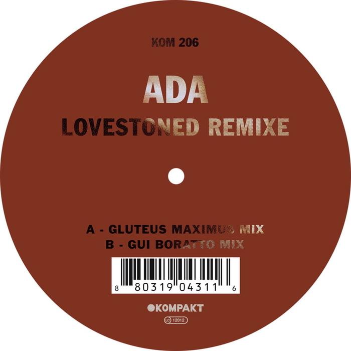 ADA - Lovestoned Remixe