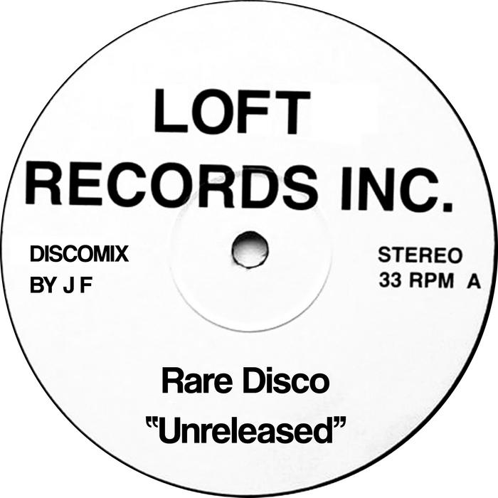 RARE DISCO - Unreleased