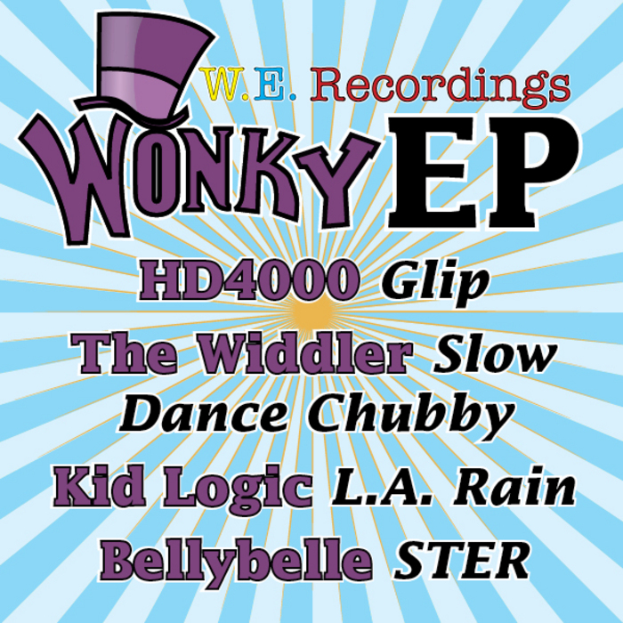 HD4000/THE WIDDLER/KID LOGIC/BELLYBELLE - Wonky EP
