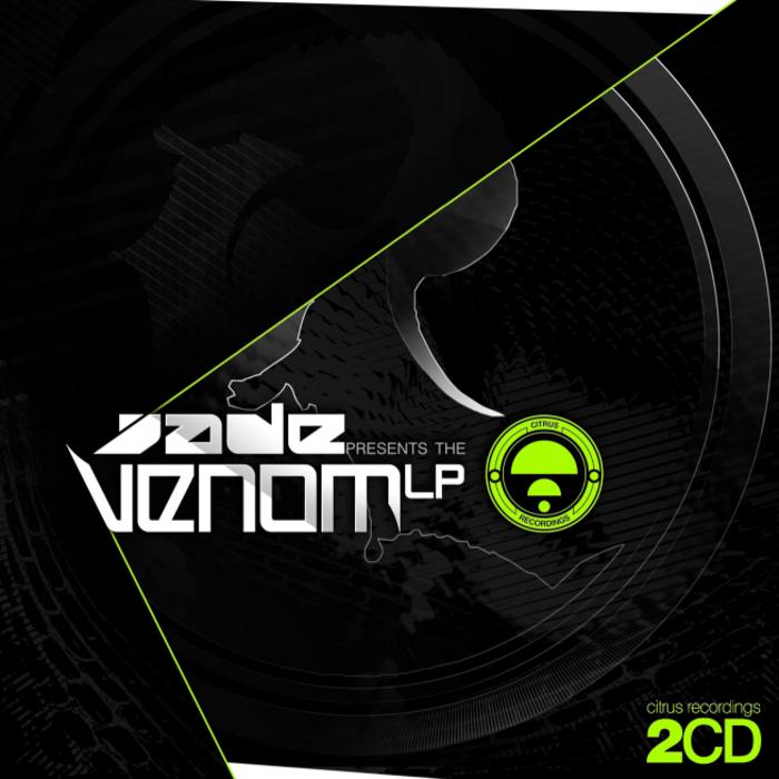 JADE/VARIOUS - Jade Presents The Venom LP