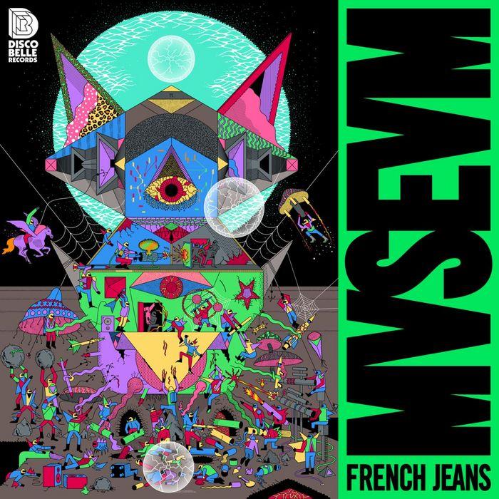MVSEVM - French Jeans