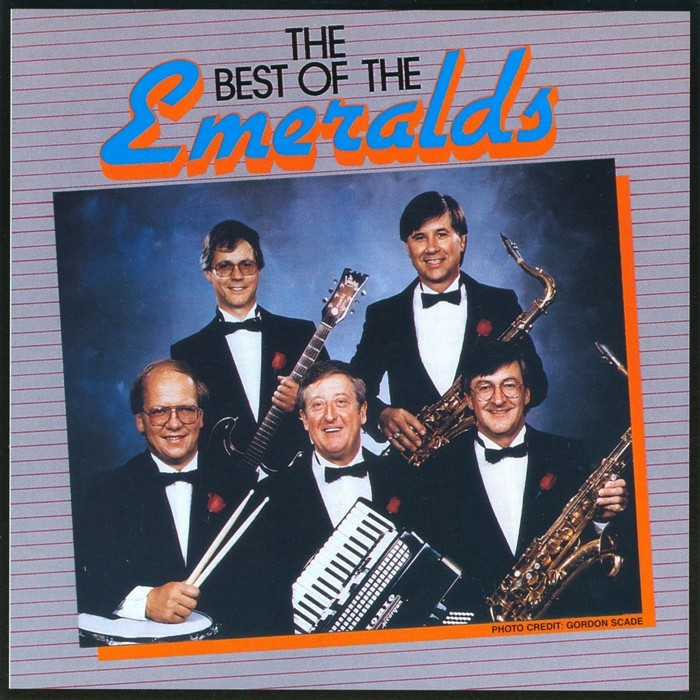 EMERALDS, The - The Best Of The Emeralds