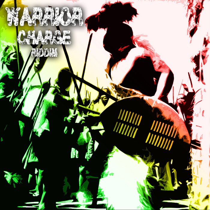 VARIOUS - Warrior Charge Riddim