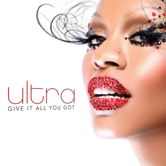 ULTRA NATE - Give It All You Got (Radio Edits) EP