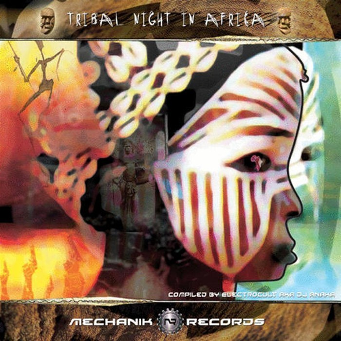 VARIOUS - Tribal Night In Africa