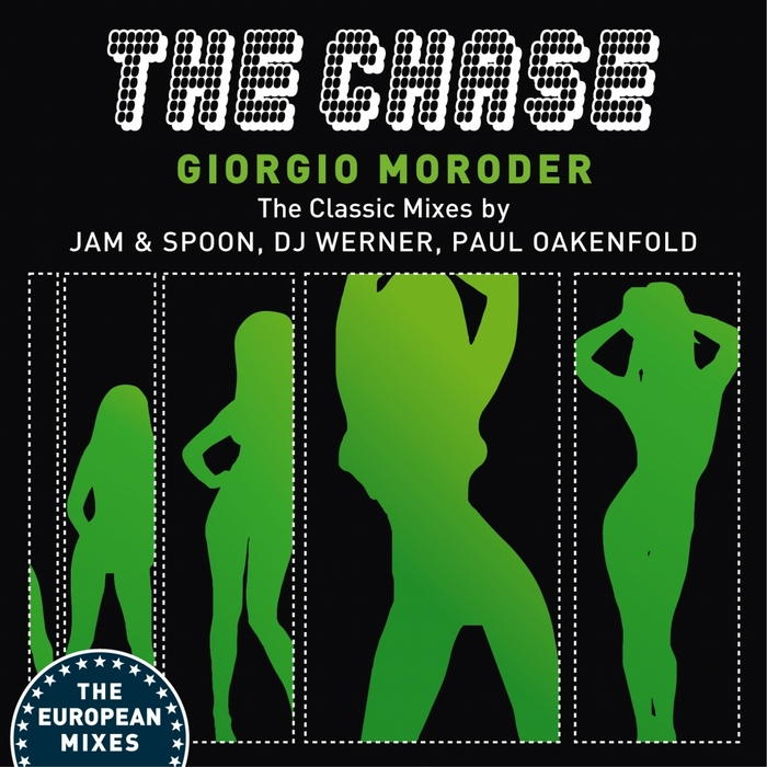 MORODER, Giorgio - The Chase (The Classic mixes Europe)