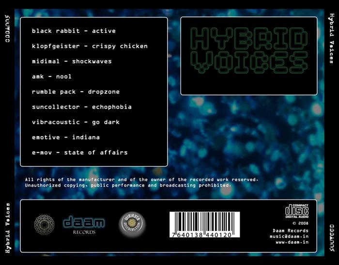 VARIOUS - Hybrid Voices