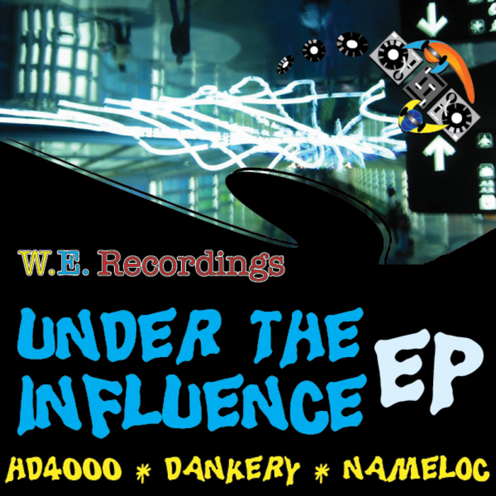 HD4000/DANKERY/NAMELOC - Under The Influence EP