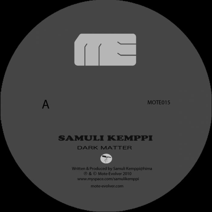 KEMPPI, Samuli - Dark Matter EP