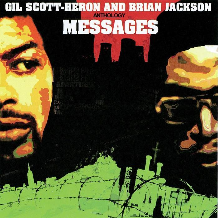 SCOTT HERON, Gil/BRIAN JACKSON - Messages
