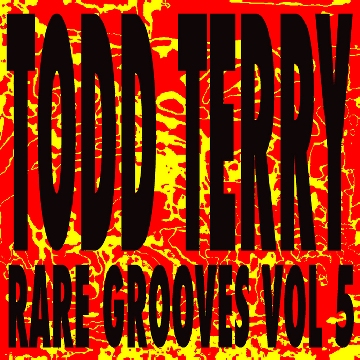 TERRY, Todd - Todd Terry's Rare Grooves Vol V