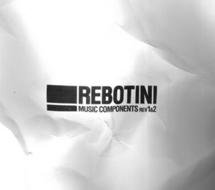 REBOTINI, Arnaud - Music Components: Part 5