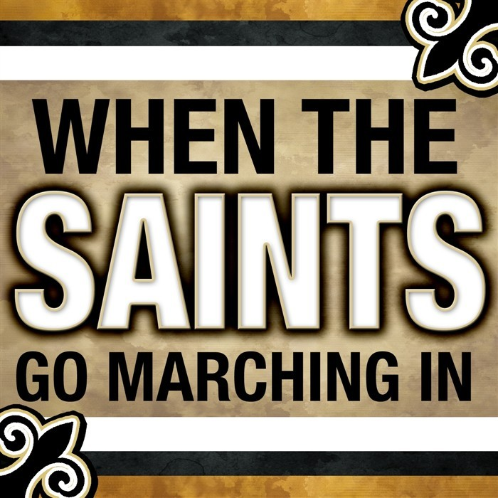 VARIOUS - When The Saints Go Marching In