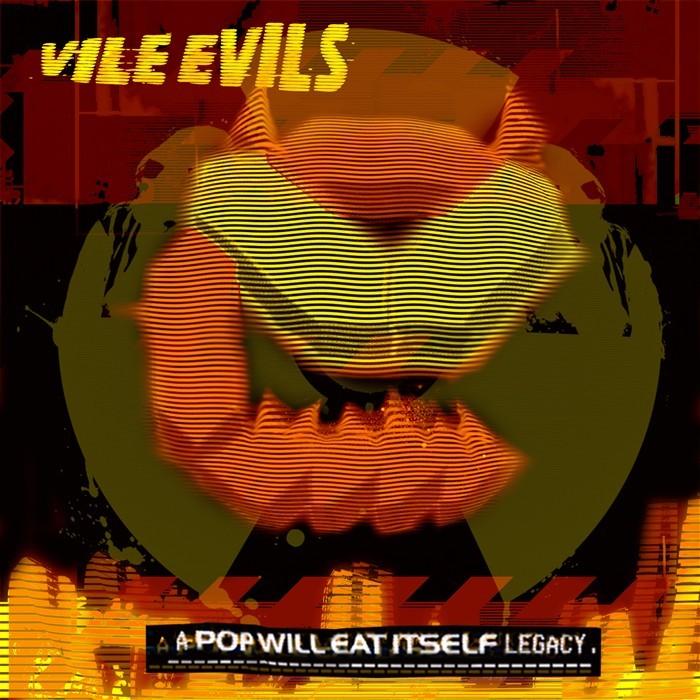 VILE EVILS & POP WILL EAT ITSELF feat CLINT MANSELL - Demon