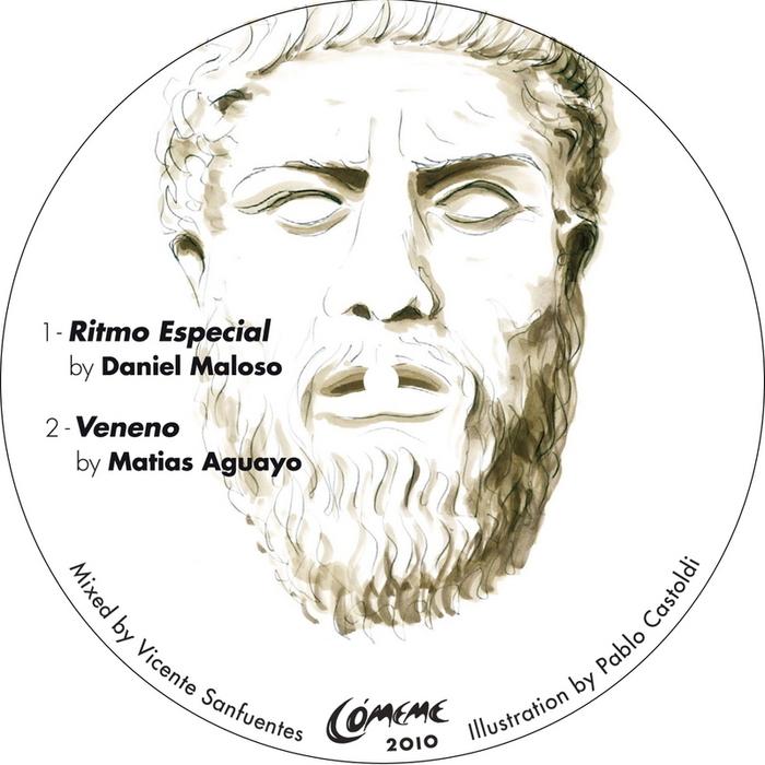 MALOSO, Daniel/MATIAS AGUAYO/CHRISTIAN S/REBOLLEDO - Ritmo Especial