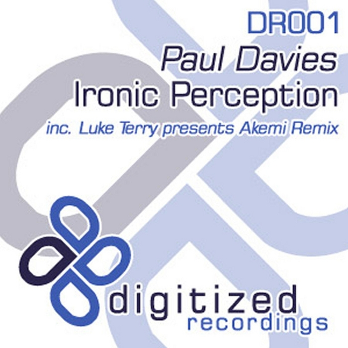 DAVIES, Paul - Ironic Perception