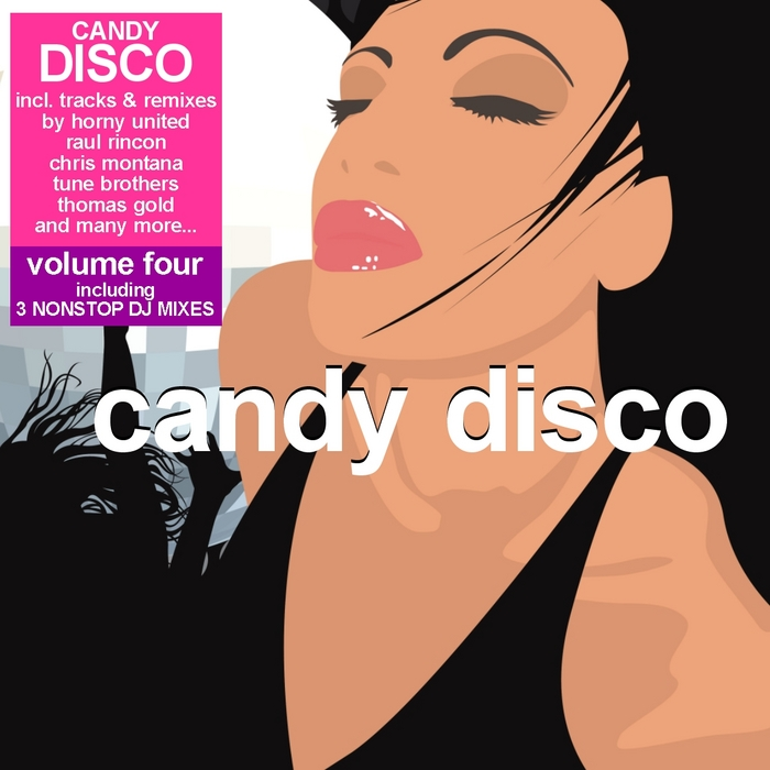 VARIOUS - Candy Disco Vol 4