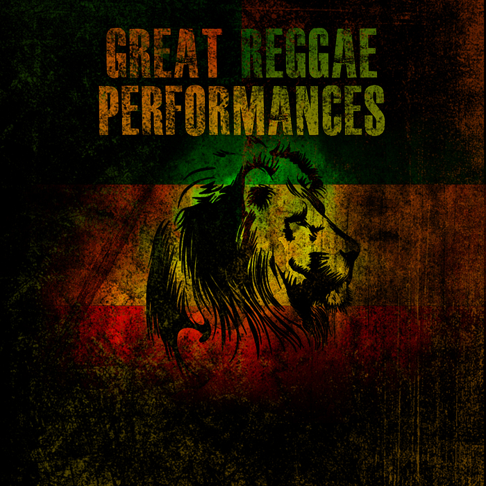 VARIOUS - Great Reggae Performances